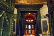 #元旦去哪玩#去土耳其圣索菲亚大教堂看看