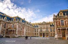 富丽堂皇的凡尔赛宫