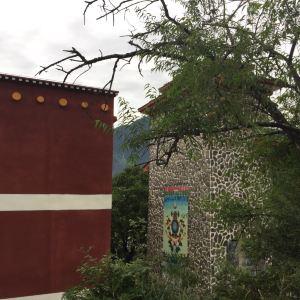 西藏民俗第一村旅游景点攻略图