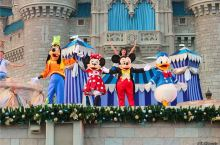 详解奥兰多迪士尼之魔术王国Magic Kingdom
