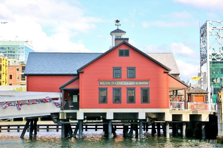 Boston Tea Party Ships & Museum3