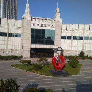 胜利油田科技展览中心旅游景点攻略图