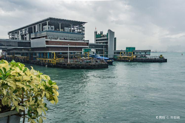 Hong Kong Macau Ferry Terminal1