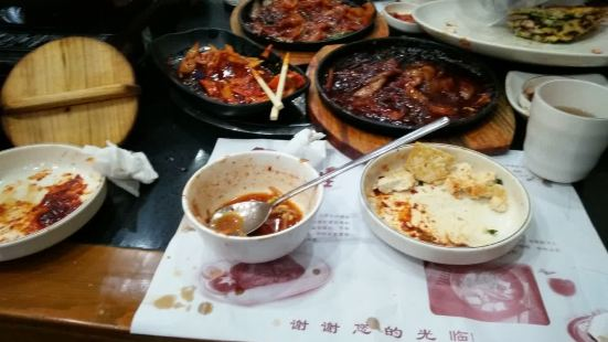 德秀莊韓國料理(西塔店)