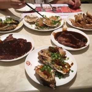 芭菲盛宴·环球美食(袁家岗店)旅游景点攻略图