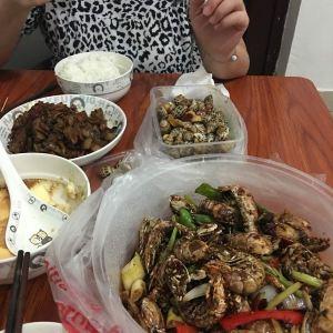 新盘盘香饭庄(二七北路店)旅游景点攻略图