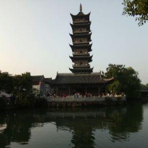 白莲塔寺旅游景点攻略图