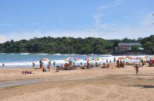 哥斯达黎加利蒙海滩