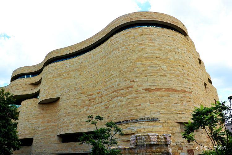 國立美洲印第安人博物館1