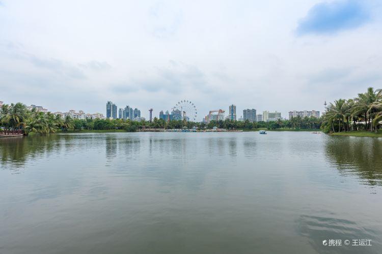 Baishamen Park4