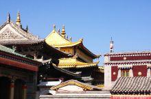 西部行29——见识信仰力量的塔尔寺