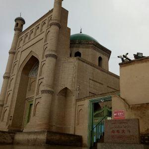 库车大寺旅游景点攻略图