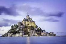 没去过圣米歇尔山,等于没去过法兰西
