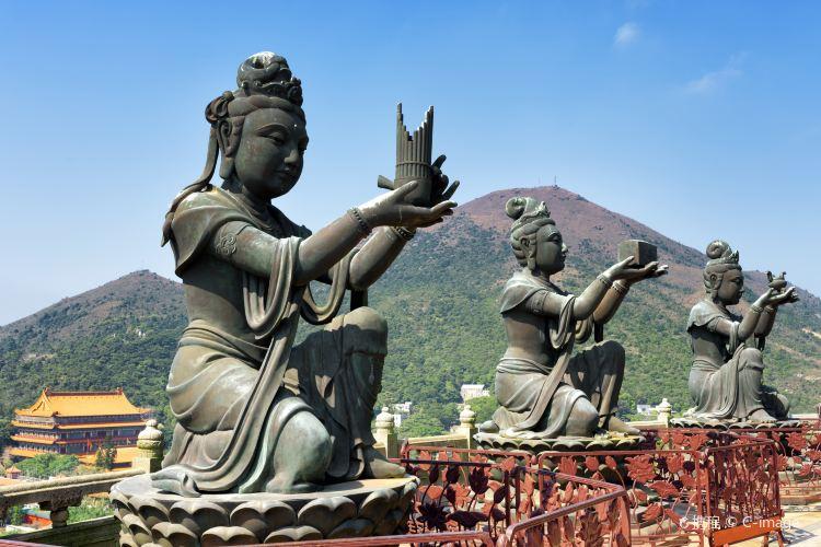 Tian Tan Buddha1