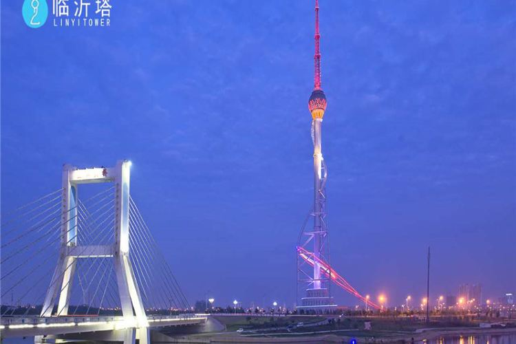 Linyi Radio and Television Tower1
