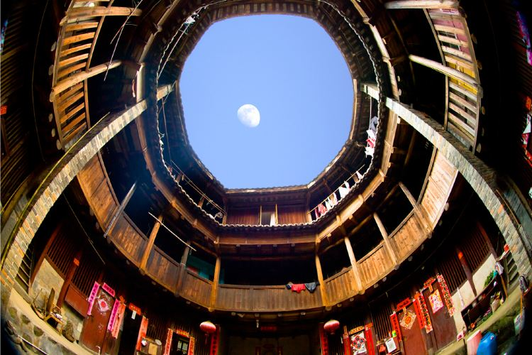 Hakka Tulou Customs and Culture Village (Hongkeng)1