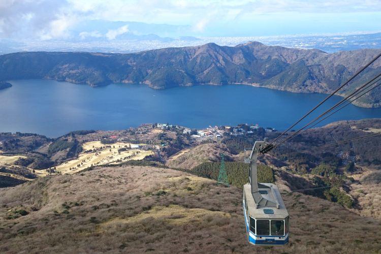 駒嶽山纜車4