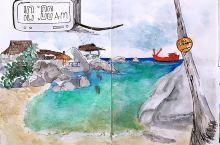 手帐上的小旅行~泰国岛岛游(曼谷+龟岛+苏梅+帕岸岛)