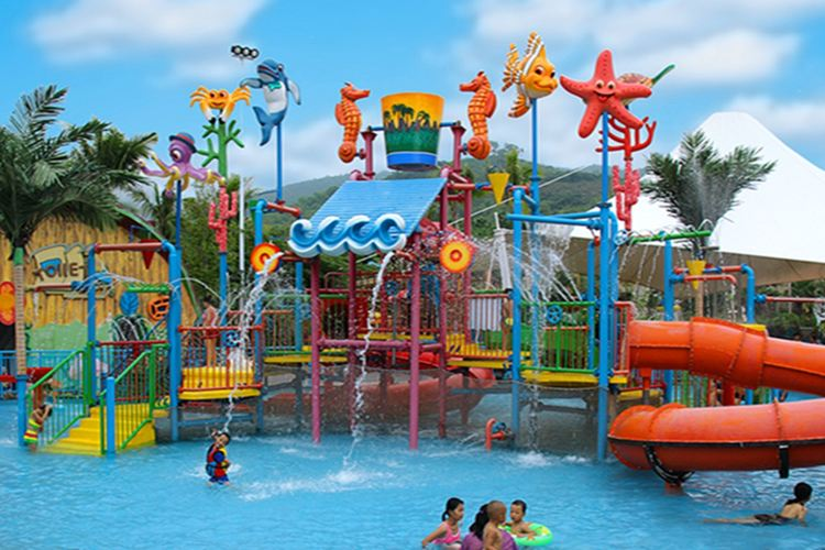 Sanyamenghuan Water Amusement Park2