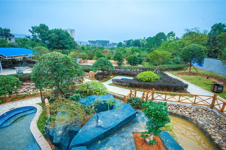 Hongtian Kangyi Hot Spring Mountain Villa3