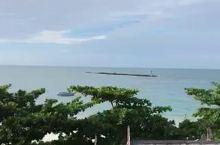 沙美岛的住宿设施虽然不好,但是毕竟是海岛里最好的了,环境美的