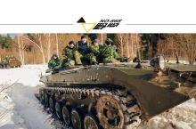 在俄罗斯的顶级坦克试验场体验最铁血的军旅生活