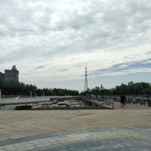 三贝明珠广场旅游景点攻略图