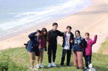 全英最美的海滩 去年的这个时候在Swansea和朋友们一起去Rhossil Bay 回忆满满
