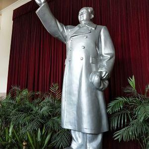 毛泽东图书馆旅游景点攻略图