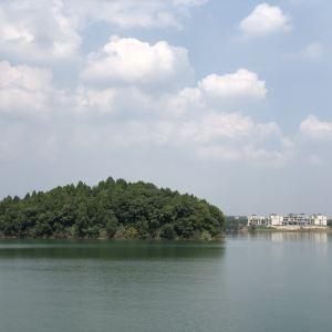 仙海风景区旅游景点攻略图