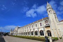 #瓜分10000元#里斯本.热罗尼莫斯修道院