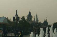 #打卡赢照片#上海迪士尼游乐园,将是你最美好的旅行。风景优美