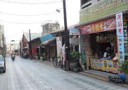 台南后壁竹仔脚社区