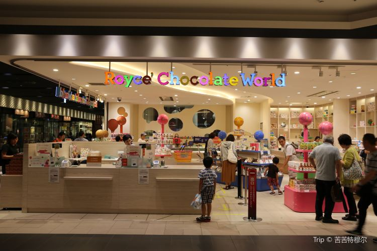 Royce Chocolate World1