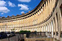 巴斯小城——比标签:皇家新月楼、罗马浴场