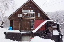 日本少为人知的雪地 | 北海道小樽朝里村浪漫小木屋