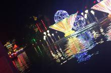 台儿庄夜景