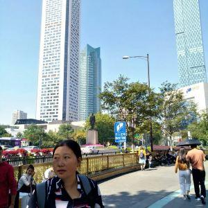新街口旅游景点攻略图