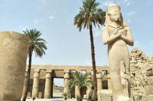 埃及重镇~卢克索