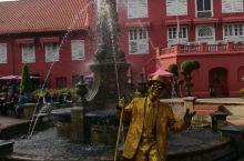 马六甲荷兰红屋