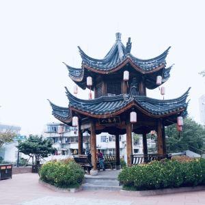 南塘老街旅游景点攻略图