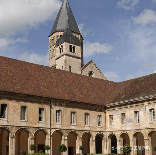 克呂尼修道院1