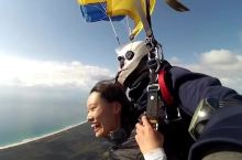 byron bay sky diving