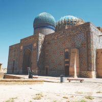 突厥斯坦图片