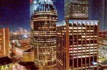 #网红打卡地#波士顿之夜绚丽多彩