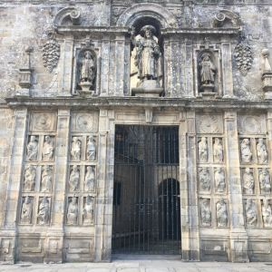 圣地亚哥康波司戴拉教堂旅游景点攻略图
