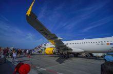 美丽的圣托里尼之行,从圣岛锡拉机场开始!