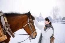 最美下雪天 去伏尔加庄园感受冬季恋歌