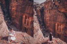 ins网红打卡地 | 约旦玫瑰之城「佩特拉古城」