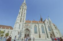 #世界遗产# 茜茜公主加冕典礼举办地「马加什教堂」